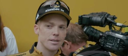 Steven Kruijswijk, terzo allo scorso Tour de France.