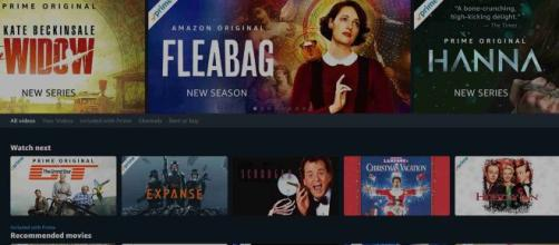 Amazon Prime Vídeo disponibiliza filmes e séries para assistir. (Arquivo Blasting News)