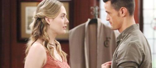 Beautiful, trame fino al 28 agosto: Hope accetta di sposare Thomas appreso il tradimento di Liam.