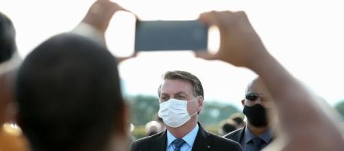 Presidente Jair Bolsonaro promove evento. (Arquivo Blasting News)