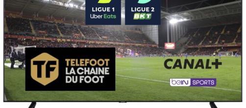 Canal+ tacle la chaîne Téléfoot en direct
