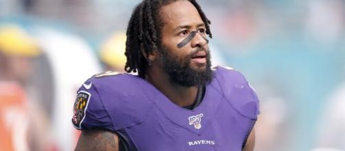 Could Ravens safety Earl Thomas be out of Steelers division soon? - image courtesy of stillcurtain.com