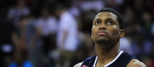 Rudy Gay has scored more than 16,000 points in the NBA. [Image Source: Flickr | Adam Metcalf]