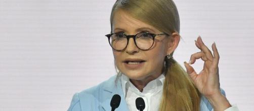 Former Ukrainian Premier Tymoshenko Tests Positive for Coronavirus -(Image via ABCNews/Youtube)