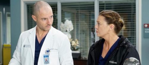Grey's Anatomy 17, Richard Flood su Meredith e Cormac: 'Esploreremo questa connessione'.