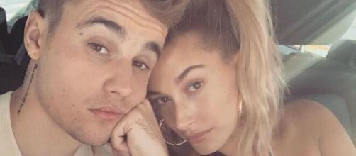 Justien Bieber de viaje en autocaravana con su esposa