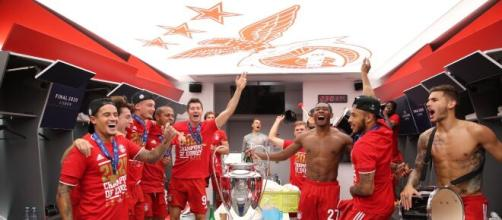 La musique incroyable jouée dans le vestiaire du Bayern Munich pour troller le PSG
