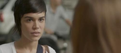 Leila acusará Eliza de ser egoísta em 'Totalmente Demais'. (Reprodução/TV Globo)