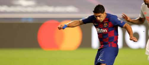 Luis Suarez já foi comunicado que não continua no Barcelona. (Arquivo Blasting News)