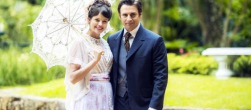 Murilo Rosa brilhou em 'Orgulho e Paixão'. (Reprodução/TV Globo)