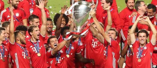 O Bayern conquistou a Uefa Champions League pela sexta vez. (Arquivo Blasting News)