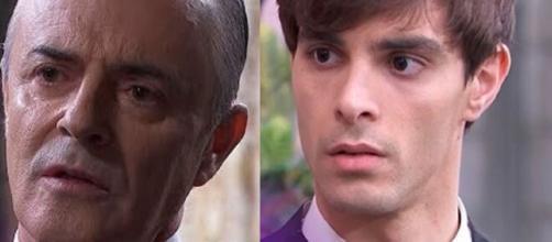Una vita, spoiler fino al 5 settembre: Alfredo minaccia Ramon, Emilio soffre per Cinta.