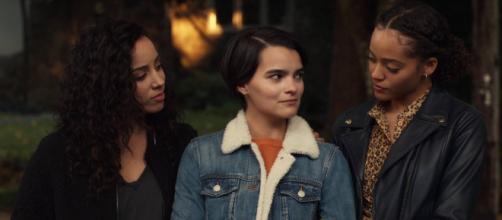 As protagonistas da série 'Gatunas' da Netflix. (Reprodução/Netflix)