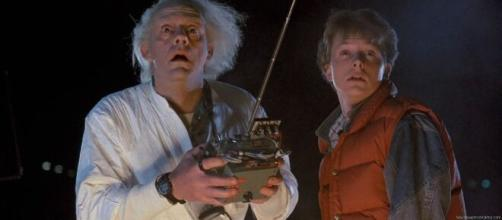 'De Volta Para o Futuro' é nome certo quando se fala em viagem no tempo. (Arquivo Blasting News)