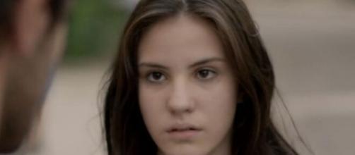 """Jojô fugirá de casa se inspirando em Eliza em """"Totalmente Demais"""". (Reprodução/TV Globo)"""