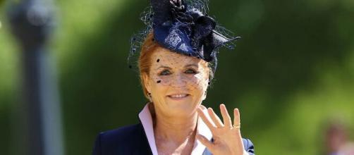 Lady Di presentó a Sarah y el príncipe Andrews