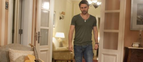 Murilo Rosa foi protagonista do filme 'Vazio Coração'. (Reprodução/YouTube)