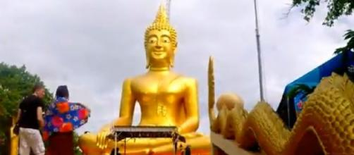 One of the top 10 family friendly places to visit in Pattaya, Thailand. [Image source/Sid Travels YouTube video]