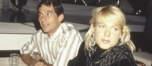 Xuxa e Senna tiveram um breve relacionamento. (Arquivo Blasting News)