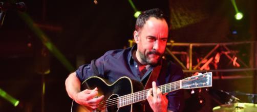 Dave Matthews Band faz transmissão ao vivo. (Arquivo Blasting News)
