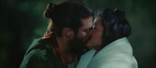 DayDreamer, anticipazioni al 5 settembre: Sanem si ubriaca e bacia Can nel bosco.