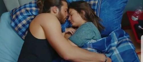 DayDreamer, trama 31 agosto: Sanem e Can trascorrono la notte insieme.