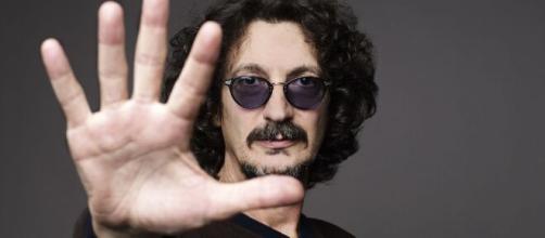 Il cantante e musicista Sergio Cammariere.