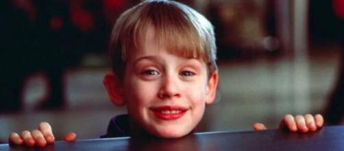 Macaulay Culkin em 'Esqueceram de Mim'. (FOX/Divulgação)