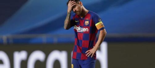 Pela primeira vez a dúvida: onde jogará Lionel Messi? (Arquivo Blasting News)