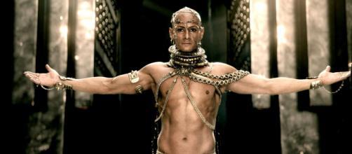 Rodrigo Santoro brilhou em '300: Rise of an Empire'. (Reprodução/YouTube)
