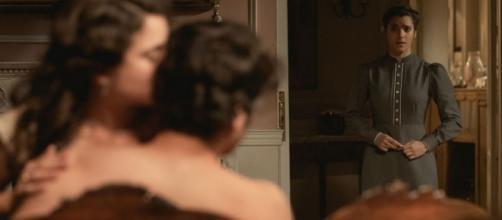 Una Vita, spoiler al 5 settembre: Rosina lascia Liberto, Emilio soffre per la partenza di Cinta