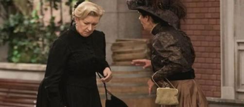 Una vita, spoiler spagnoli: Rosina confessa a Susana che Bellita Dominguez è viva.