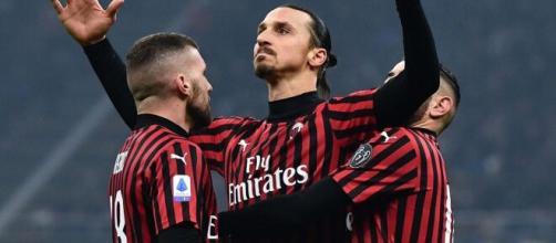 Atualmente o Milan não é mais o mesmo bicho-papão de outros tempos. (Arquivo Blasting News)