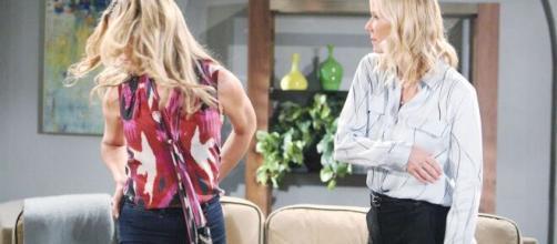 Beautiful, anticipazioni americane: Brooke litiga con Shauna.