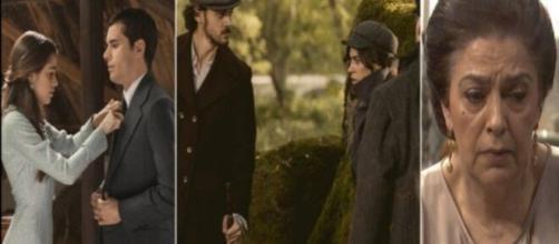 Il Segreto, anticipazioni al 5 settembre: Alicia e Damian vogliono rapire Ignacio.