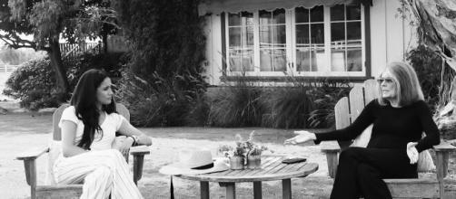 Meghan Markle recibe a Gloria Steinem en su casa de California