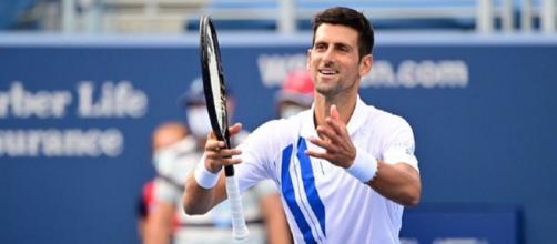 Novak Djokovic semifinalista al Masters 1000 di Cincinnati.