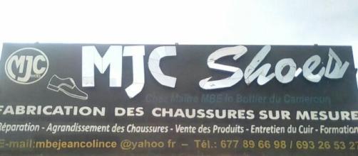 Annexe MJC Shoes Emombo Yaoundé (c) Odile Pahai