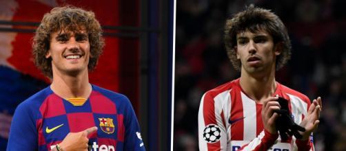 Barcelona propôs troca entre os jogadores ao Atlético de Madrid. (Arquivo Blasting News)