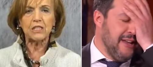 """Elsa Fornero attacca Matteo Salvini e lo definisce """"Piccolo uomo"""""""