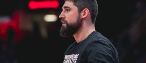 Joe Harris led the NBA in three-point percentage in 2018-19. [Image Source: Flickr | Erik Drost]