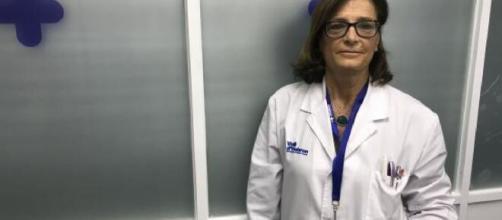 La epidemióloga Magda Campins del Hospital Vall d'Hebron de Barcelona.