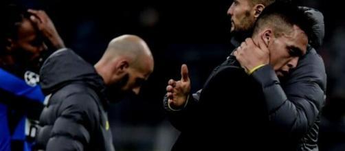 Lautaro Martinez potrebbe lasciare l'Inter.