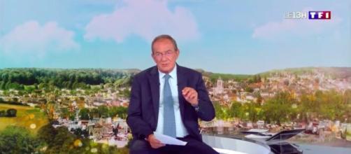 L'enorme coup de gueule de Jean Pierre Pernaut dans le 13h de TF1 - Photo capture d'écran vidéo Twitter