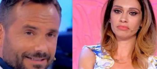 Pamela Barretta ed Enzo Capo di Uomini e Donne.