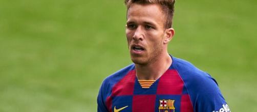Arthur troca Barcelona por Juventus e é o jogador mais caro da Itália. (Arquivo Blasting News)