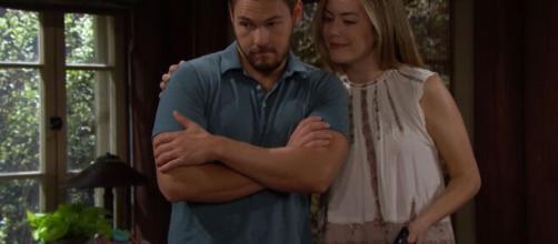 Beautiful, spoiler Usa: Liam e Hope di nuovo insieme dopo il ritrovamento di Beth.