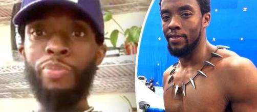 Chadwick Boseman morre após luta contra câncer. (Arquivo Blasting News)
