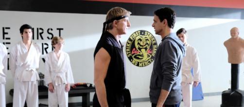 Chegou á Netflix as duas temporadas de 'Cobra Kai', sequência de 'Karatê Kid'. (Arquivo Blasting News)