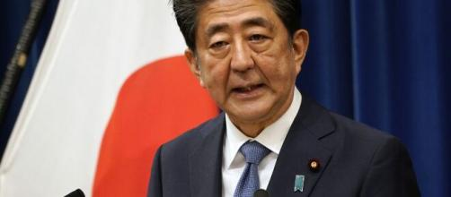 Japan PM Shinzo Abe says he's resigning for health reasons - (Image via ABCNews/Youtube)